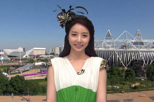 Choáng với MC truyền hình Hàn - 15