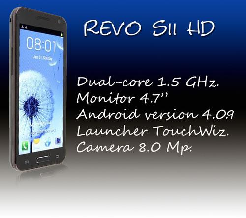 Revo SII-HD thách thức mọi giới hạn - 1