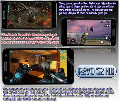 Revo SII-HD thách thức mọi giới hạn - 2