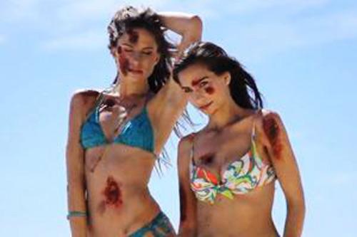 Chiêu độc: Bikini... thây ma - 4