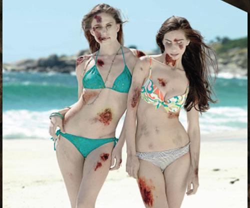 Chiêu độc: Bikini... thây ma - 5
