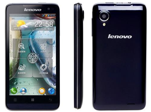 Lenovo P770 pin khủng hơn MAXX RAZR HD - 1