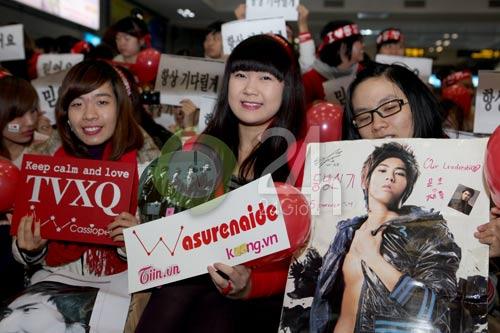 Fan Việt thất vọng vì sao Hàn - 2