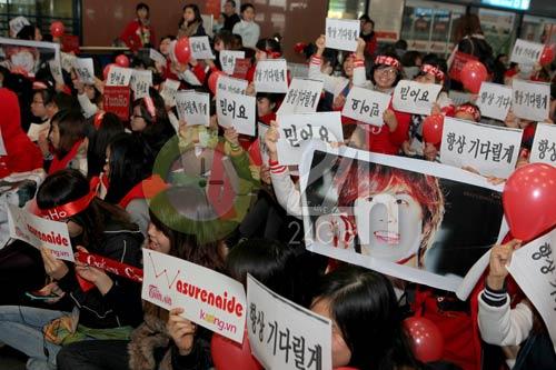 Fan Việt thất vọng vì sao Hàn - 1