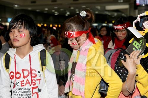 Fan Việt thất vọng vì sao Hàn - 11