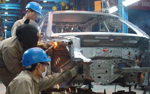 Top 5 nước xuất xe vào Việt Nam - 1