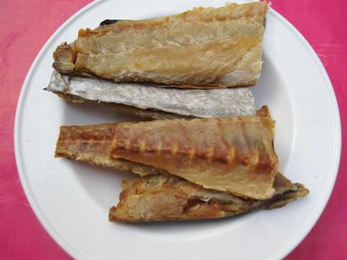 Về miền Tây ăn khô cá rún nấu sim-lo - 1