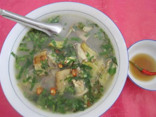 Về miền Tây ăn khô cá rún nấu sim-lo - 2