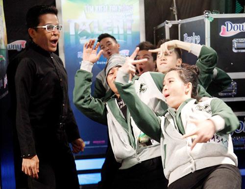 """Thành Lộc """"khó tính"""" với VN's Got Talent 2013 - 3"""