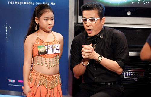 """Thành Lộc """"khó tính"""" với VN's Got Talent 2013 - 4"""