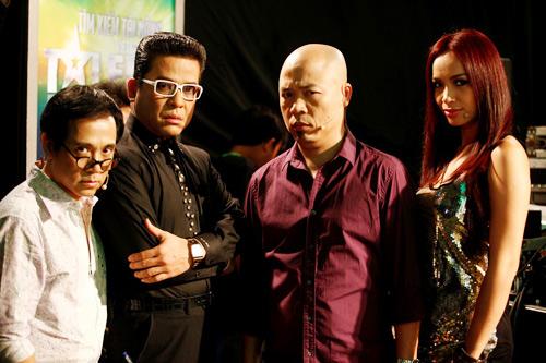 """Thành Lộc """"khó tính"""" với VN's Got Talent 2013 - 14"""