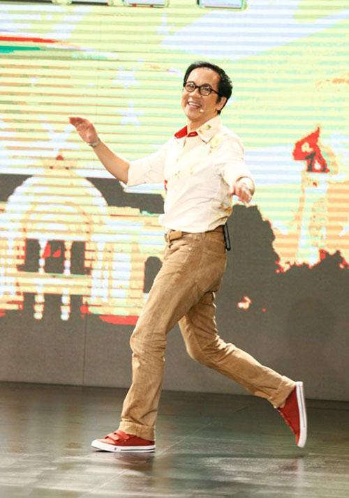 """Thành Lộc """"khó tính"""" với VN's Got Talent 2013 - 6"""