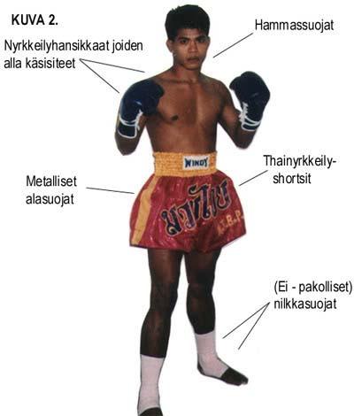 Muay Thai: Môn võ giết người - 3