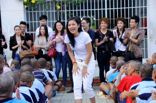 Tuổi 40, Việt Trinh thách thức thời gian - 8