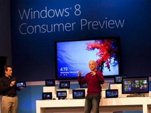 Microsoft bán 40 triệu bản Windows 8 - 1