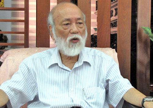 """GS Văn Như Cương nói về nạn """"đi thầy"""" - 1"""
