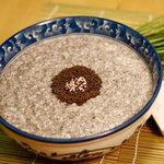 Ẩm thực - Cháo vừng đen bổ dưỡng cho cả nhà
