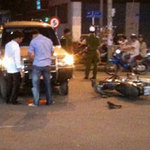 Tin tức trong ngày - Khoanh vùng đối tượng hành hung phóng viên