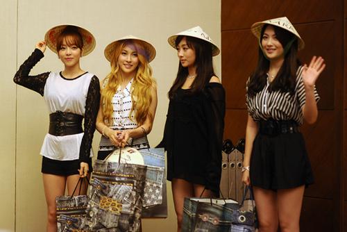 T-ara sẽ tổ chức liveshow tại Việt Nam - 4
