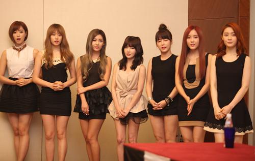 T-ara sẽ tổ chức liveshow tại Việt Nam - 2
