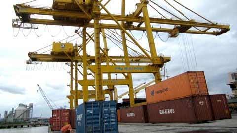 TP.HCM: Cảng quốc tế hàng trăm tỷ hoang tàn - 9