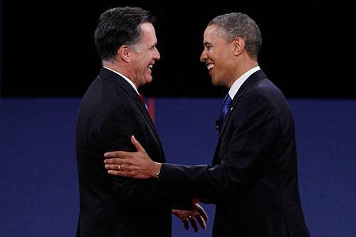 Obama sẽ ăn trưa với Romney tại Nhà Trắng - 1