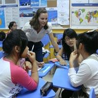 Tiếng Anh dành cho tuổi Teen tại ILA
