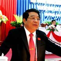 Chưa xem xét sai phạm của chủ tịch Bình Phước