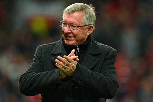 Ferguson tin đối thủ chỉ là Man City - 1