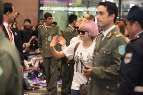 SNSD đã có mặt tại Việt Nam - 3