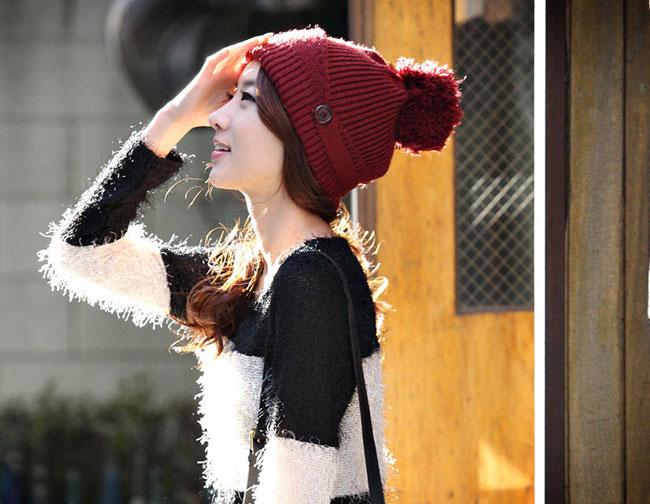 Chọn mũ len cho tiết trời đông lạnh - 5