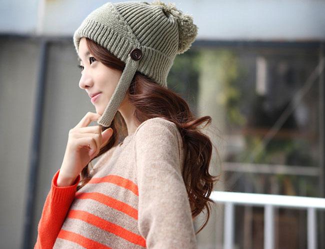 Chọn mũ len cho tiết trời đông lạnh - 6