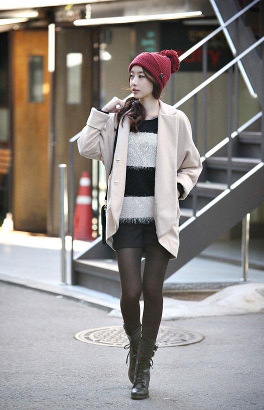 Chọn mũ len cho tiết trời đông lạnh - 7