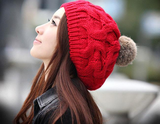 Chọn mũ len cho tiết trời đông lạnh - 1