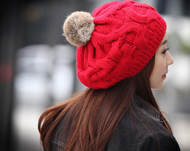 Chọn mũ len cho tiết trời đông lạnh - 2