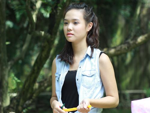 Miss Teen sáng tạo vì môi trường - 19
