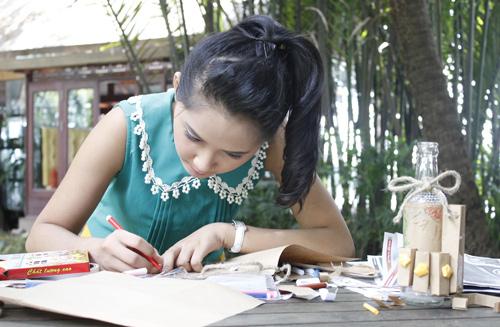 Miss Teen sáng tạo vì môi trường - 15