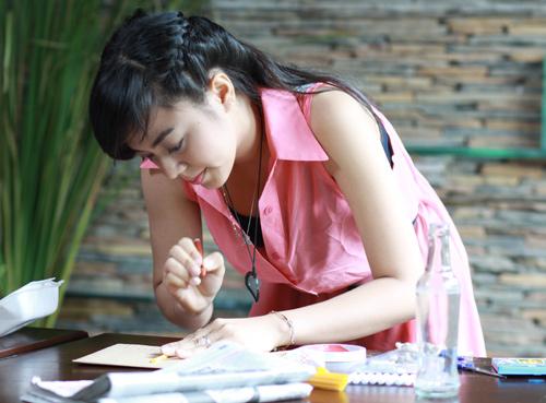 Miss Teen sáng tạo vì môi trường - 12