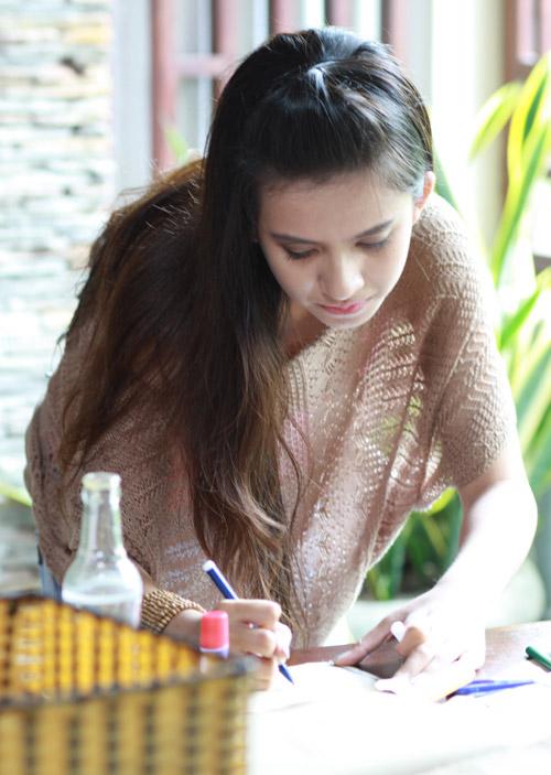 Miss Teen sáng tạo vì môi trường - 17
