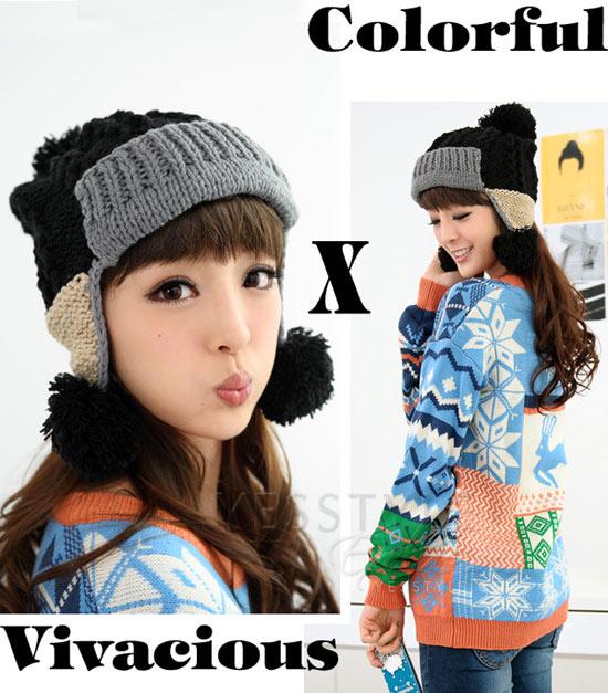 Chọn mũ len cho tiết trời đông lạnh - 18