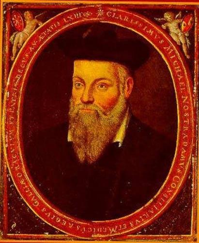 Thực hư sấm truyền của tiên tri Nostradamus - 1
