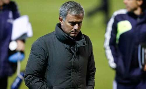 """Mourinho: """"Người đặc biệt"""" cũng khóc - 1"""