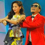 Mặt sau cánh gà - Tâm Tít nhảy Gangnam Style cực sung