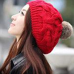 Thời trang - Chọn mũ len cho tiết trời đông lạnh