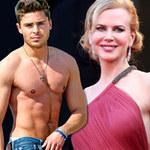 Ngôi sao điện ảnh - Zac Efron rơi vào vòng tay Nicole Kidman