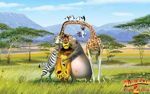 Đắm chìm cùng thiên đường động vật Madagascar - 1