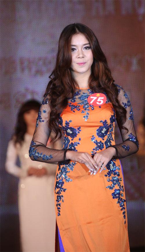 Nữ sinh Văn Hóa đăng quang Hoa khôi Hà Nội - 5