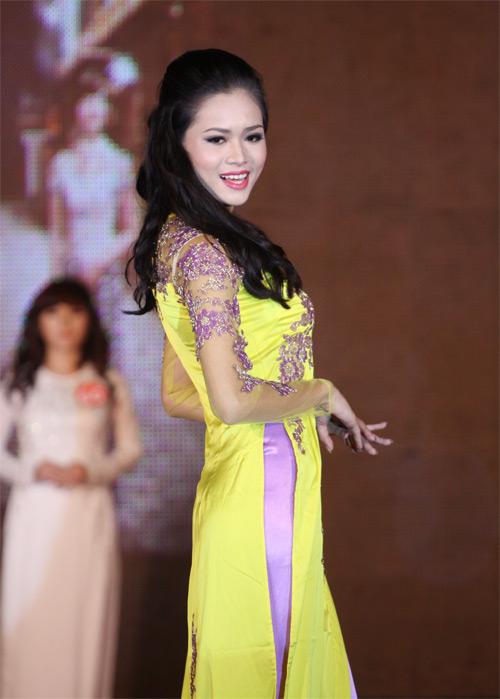 Nữ sinh Văn Hóa đăng quang Hoa khôi Hà Nội - 6