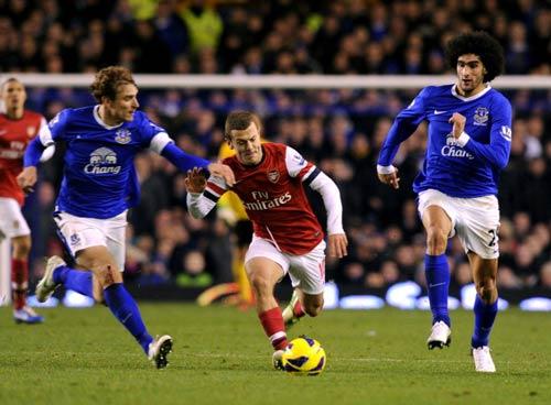 Arsenal: Đứng dậy và chiến đấu - 1