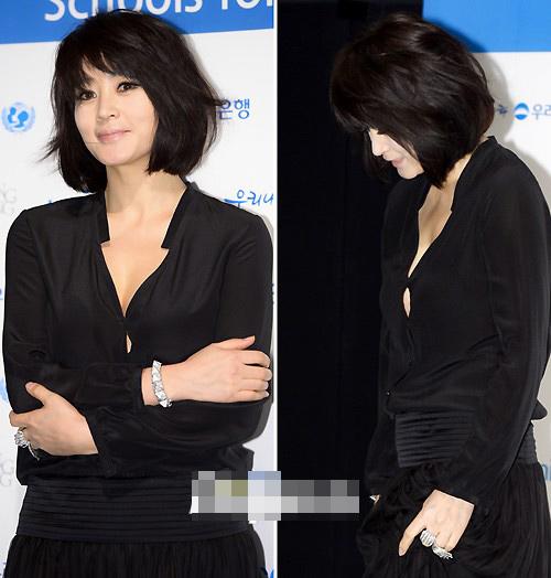 Krystal f(x) mặc áo lấp lửng khoe eo đẹp - 3